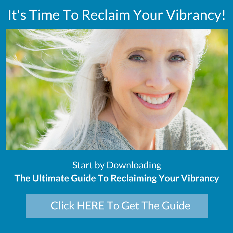 It's Time To Reclaim Your Vibrancy!