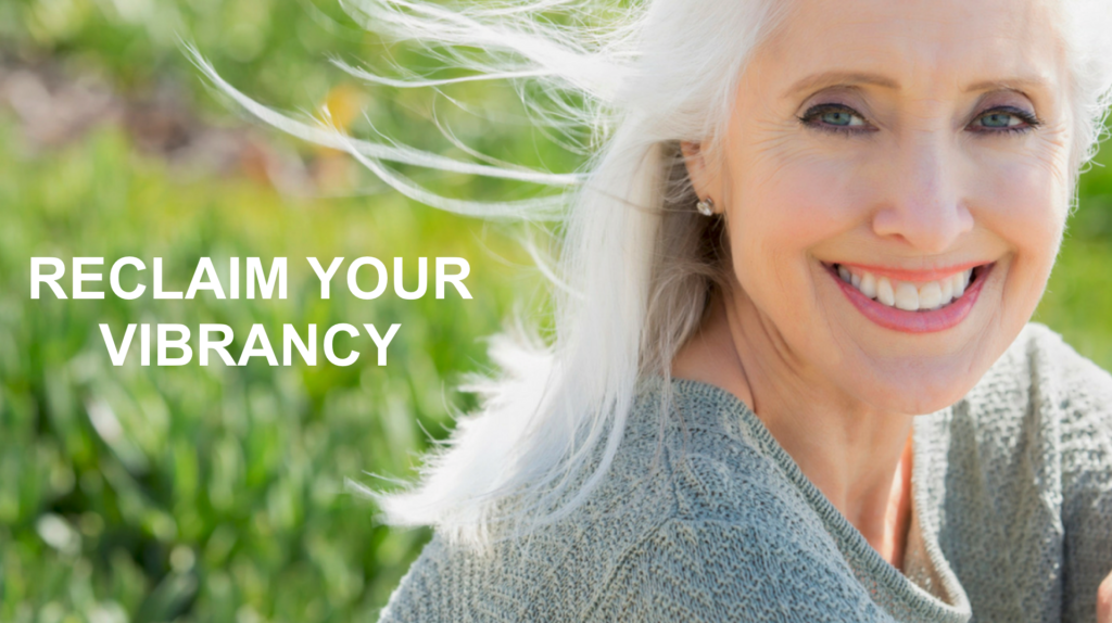 Reclaim Your Vibrancy - Lynn Tranchell