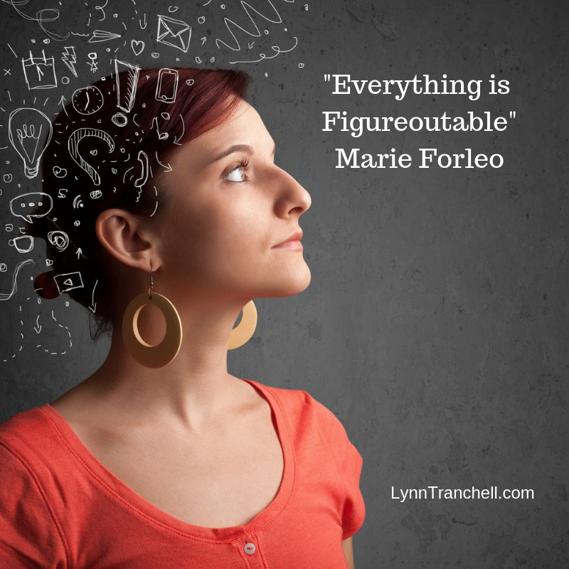 Everything is Figureoutable - Marie Forleo