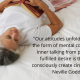 Quote by Neville Goddard about consciously using our thoughts to create circumstances.